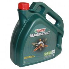 Моторное масло Castrol Magnatec A3/B4 10W-40 4л