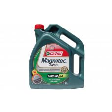 Моторное масло Castrol Magnatec Diesel 10W-40 5л