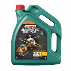 Моторное масло Castrol Magnatec Stop-Start E 5W-20 5л