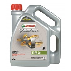 Моторное масло Castrol Vecton 10W-40 3л
