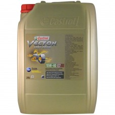 Моторное масло Castrol Vecton Long Drain E7 10W-40 20л