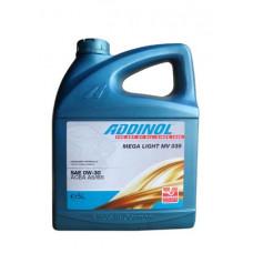 Моторное масло Addinol Mega Light MV 039 0W-30 5л