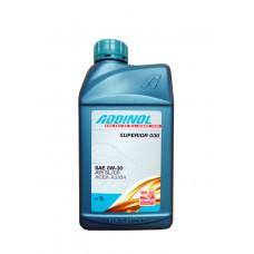 Моторное масло Addinol Superior 030 0W-30 1л