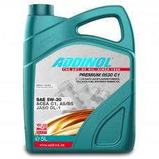 Моторное масло Addinol Premium 0530 C1 5W-30 5л