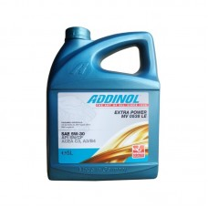 Моторное масло Addinol Extra Power MV 0538 LE 5W-30 5л