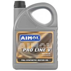 Моторное масло Aimol PRO LINE V 5W-30 4л