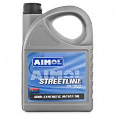 Моторное полусинтетическое масло Aimol Street Line 10W-40