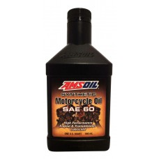 Моторное масло Amsoil Synthetic Motorcycle Oil 60 0.946л