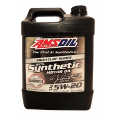 Моторное масло Amsoil Signature Series Synthetic Motor Oil 5W-20 3.784л