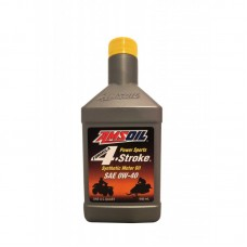 Моторное масло Amsoil Formula 4-StrokeВ® PowerSports Synthetic Motor Oil 0W-40 0.946л