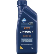 Моторное масло Aral EcoTronic F 5W-20 1л