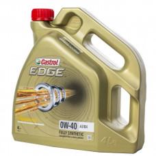 Моторное масло Castrol EDGE A3/B4 0W-40 4л