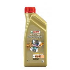 Моторное синтетическое масло Castrol EDGE Professional A3 Titanium FST 0W-30