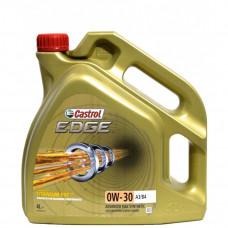 Моторное масло Castrol EDGE A3/B4 TITANIUM FST 0W-30 4л