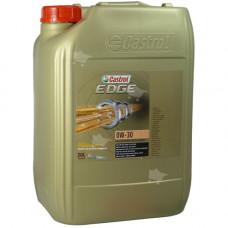 Моторное масло Castrol EDGE 0W-30 20л