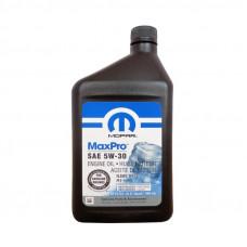 Моторное масло Chrysler MaxPro 5W-30 0.946л