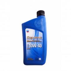 Моторное масло Chevron Supreme Motor Oil 10W-40 0.946л