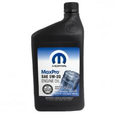 Минеральное масло Chrysler MaxPro 5W-20 0.946л