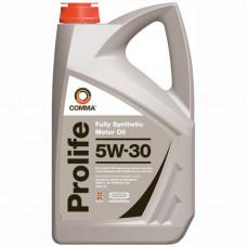 Моторное масло Comma PROLIFE 5W-30 4л