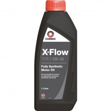 Моторное масло Comma X-FLOW TYPE V 5W-30 1л