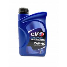 Моторное масло Elf Evolution 700 TD 10W-40 1л