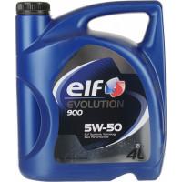 ELF EVOLUTION 900 5W50 SG/CD Масло моторное синт. (4L)