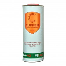 Моторное масло Cupper CUPPER 5W-40 1л