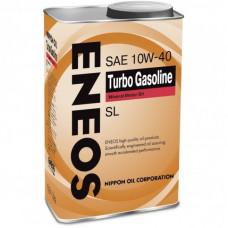 Минеральное масло Eneos TURBO GASOLINE SL 10W-40 0.94л