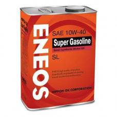 Минеральное масло Eneos TURBO GASOLINE SL 10W-40 4л