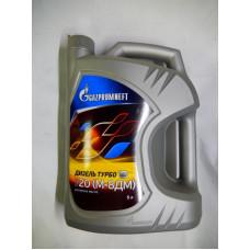 Минеральное масло Gazpromneft Турбо 8-ДМ 20 5л