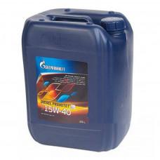 Минеральное масло Gazpromneft Diesel Prioritet 15W-40 20л