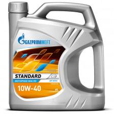 Минеральное масло Gazpromneft STANDARD 10W-40 4л
