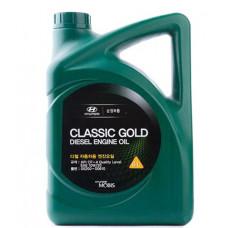 Минеральное масло Hyundai/Kia Classic Gold Diesel 10W-30 6л