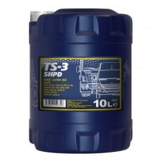 Минеральное масло Mannol TS-3 SHPD 10W-40 10л