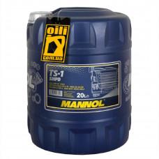 Минеральное масло Mannol TS-1 SHPD 15W-40 20л