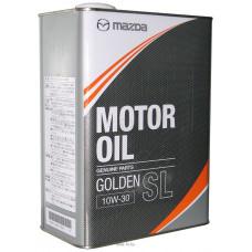 Минеральное масло Mazda Golden SM 10W-30 4л