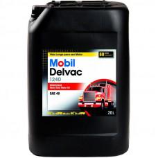 Минеральное масло Mobil Delvac 1240 40 20л