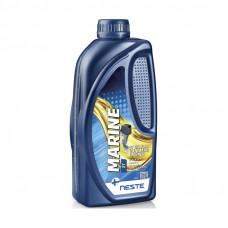 Минеральное масло Neste 2-T MARINE   1л