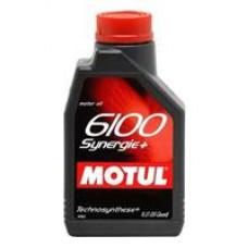 Моторное масло Motul 6100 Synergie+ 5W-40 1л