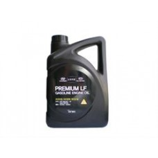 Моторное масло Hyundai/Kia Premium LF Gasoline 5W-20 4л