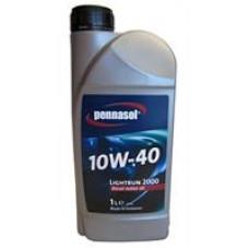 Моторное масло Pennasol Lightrun 2000 DIESEL 10W-40 1л