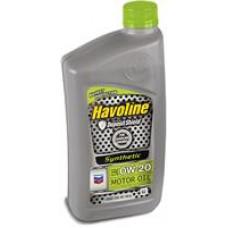Моторное масло Havoline HAVOLINE SYNTHETIC M/O 0W-20 0.946л