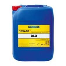Моторное масло Ravenol Teilsynthetic Dieseloel DLO 10W-40 20л
