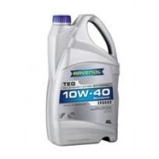 Моторное масло Ravenol TEG 10W-40 4л