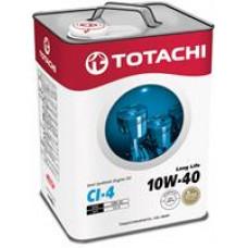 Моторное масло Totachi Long Life 10W-40 6л