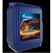 Моторное масло Gazpromneft Diesel Prioritet 10W-30 20л