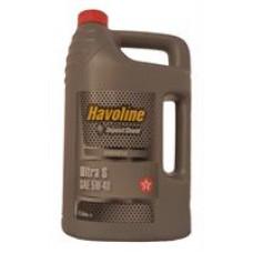 Моторное масло Texaco HAVOLINE ULTRA S 5W-40 5л
