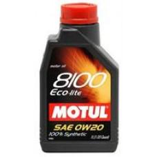 MOTUL 8100 ECO-CLEAN 0W30 C2,SN Масло моторное синт. 1л