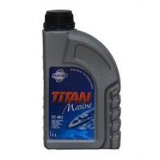 Моторное масло Fuchs TITAN MARINE TC-W3   1л