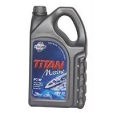 Моторное масло Fuchs TITAN MARINE FC-W 10W-30 5л